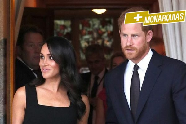 HARRY E MEGHAN ENCERRAM OFICIALMENTE A SUSSEX ROYAL CHARITY